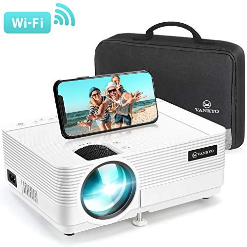 VANKYO Leisure 470 Mini Projector with Synchronize...