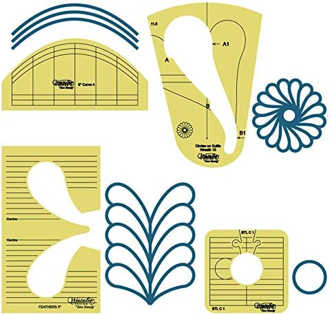 Westalee Design Max 64% OFF Meadow Dance Feather Focus and Set Tampa Mall Rule Template