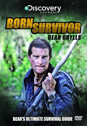 Born Survivor Bear Grylls: Bear's Ultimate Survival Guide Parts 1 & 2 [DVD]