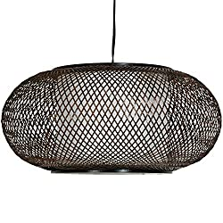Mesh screen hanging lamp
