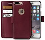 LUPA Wallet Case iPhone 8 Plus, Durable and Slim, Lightweight...