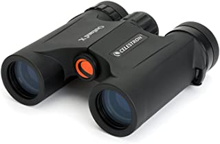 Celestron – Outland X 8x25 Binoculars – Waterproof & Fogproof – Binoculars for Adults – Multi-Coated Optics and BaK-4 Pris...