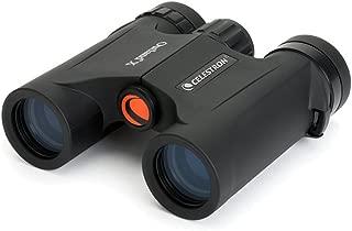 Celestron – Outland X 8x25 Binoculars – Waterproof & Fogproof – Binoculars for Adults – Multi-Coated Optics and BaK-4 Prisms – Protective Rubber Armoring