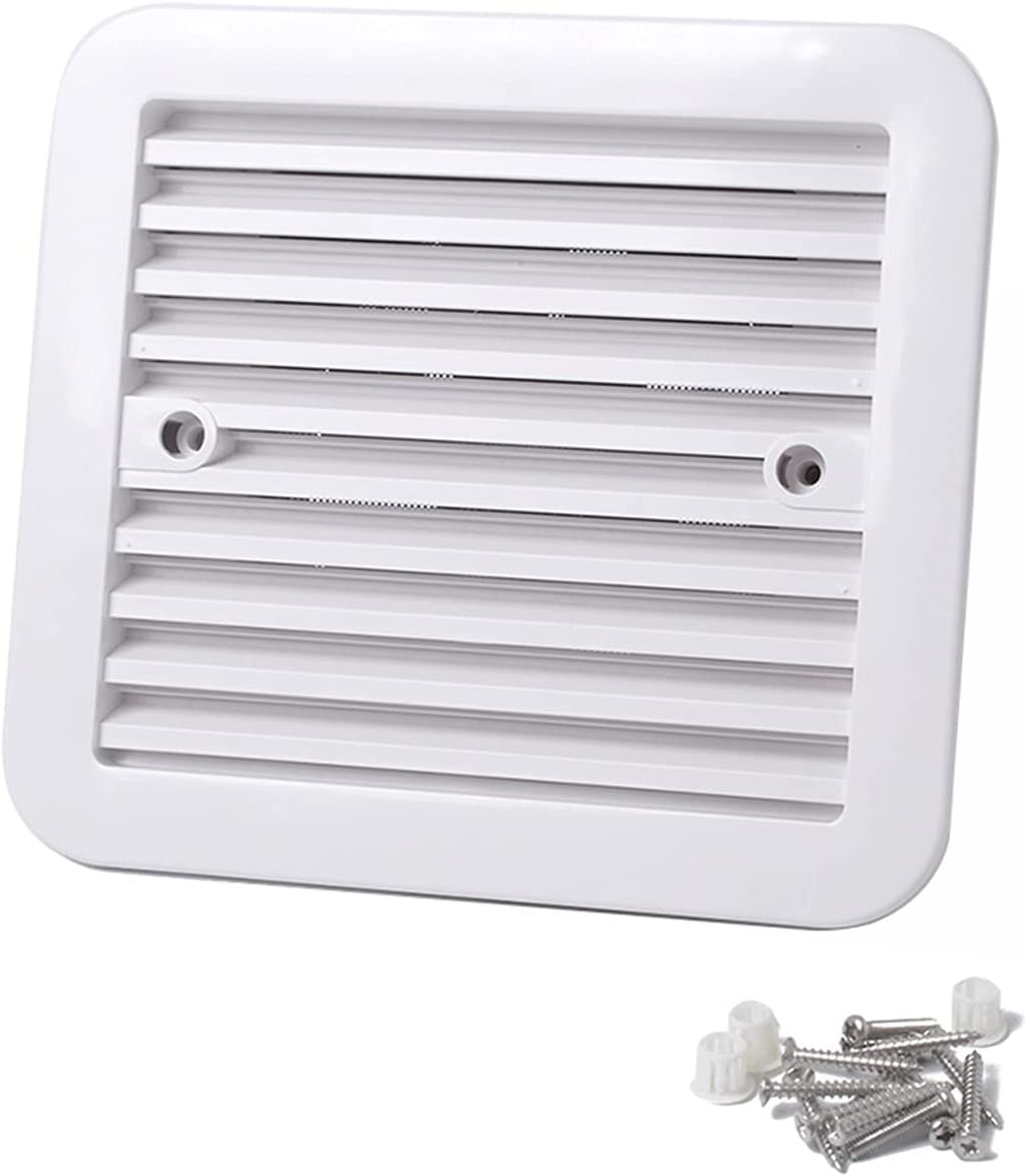 LJLWX Brand new Air Conditioning Baffle 12V Fridge Surprise price with Outlet fo Fan Vent