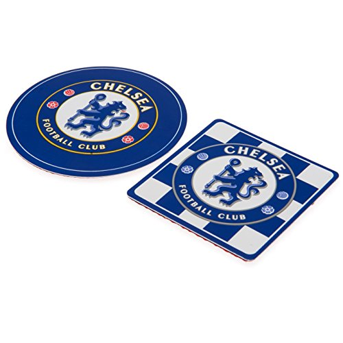 Pack Of 2 Chelsea Multi Surface Metal Signs