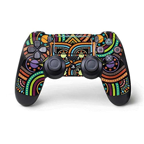 Elton PS4 Controller Designer 3M Skin for Sony PlayStation 4, PS4 Slim, Ps4 Pro DualShock Remote Wireless Controller - Emergence Colored, Skin for One Controller Only
