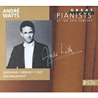 Andre Watts: Great Pianists of the 20th Century, Vol. 96 by Andre Watts (1999-04-13)