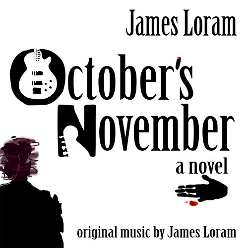 October's November audiobook cover art