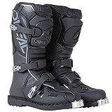 O'Neal 0332-104 Unisex-Child Element Dirtbike Boots (Black 4)