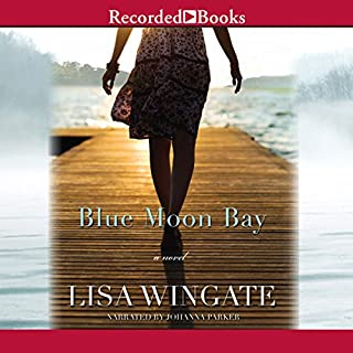 Blue Moon Bay audiobook cover art