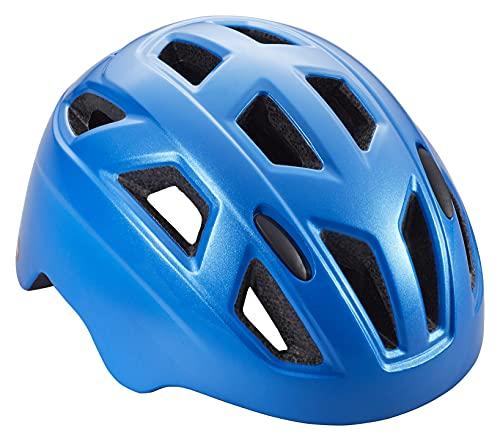 Schwinn Chroma ERT Child Bike Helmet, Fits Head Circumferences 48-54 cm, Small, Electric Blue -  Pacific Cycle, Inc, SW80357C