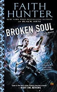 Broken Soul (Jane Yellowrock Book 8)