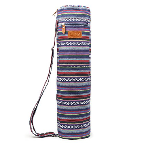 ELENTURE Yoga Bags and Carriers for Women Yoga Mat Yoga...