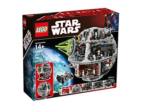 Star Wars Lego Death Star (101...