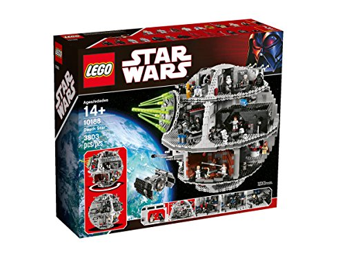 LEGO Star Wars 10188 - Death Star