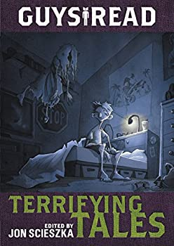 Terrifying Tales 0062385577 Book Cover