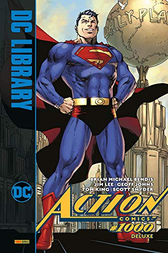 ACTION comics #1000 – DELUXE Edition