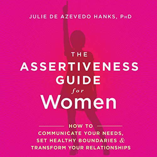 The Assertiveness Guide for Women audiobook cover art