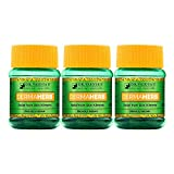 Dr. Vaidya's New Age Ayurveda | Dermaherb | Ayurvedic Pills For Acne, Itching, Boils and Other Skin Ailments | 30 Pills Each (Pack of 3)