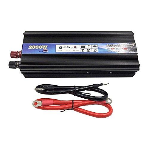 Xuyuan, inverter 2000W per auto, USB CC 12 V e 24 V a...