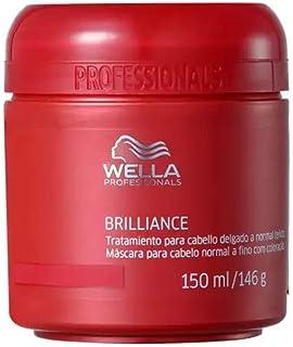 Máscara de Tratamento Brilliance Norm Wella Professionals 150ml 150ml