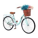 Best Womens Cruiser Bikes - TOUNTLETS Womens Beach Cruiser Bike 26 Inch Unisex Review