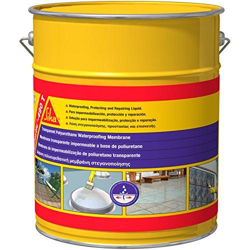 Sika sikalastic-490t - Membrana poliuretano lstic-490t transparente(bote 5kg)