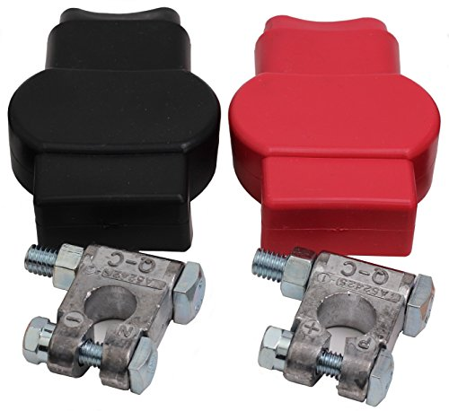 Fastronix Top Post Military Spec Battery Terminal and Cover Kit