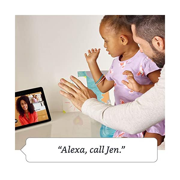 Echo Show (2nd Gen) – Stay in touch with the help of Alexa – Black 4