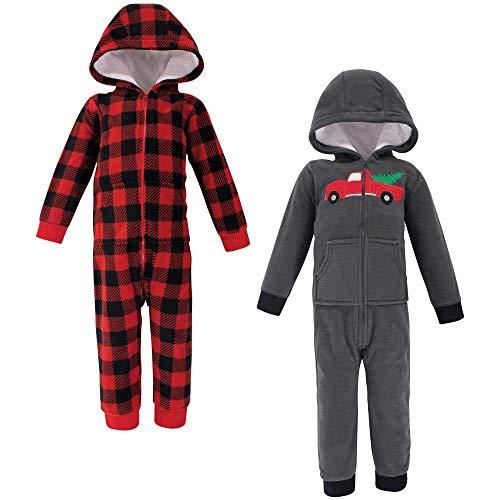 Pijama Niño Invierno  marca Hudson Baby