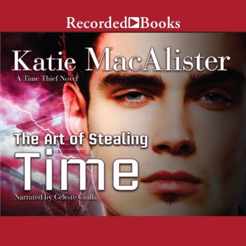 The Art of Stealing Time audiobook cover art