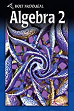 Holt Algebra 2: Are You Ready? Intervention and Enrichment with Answers