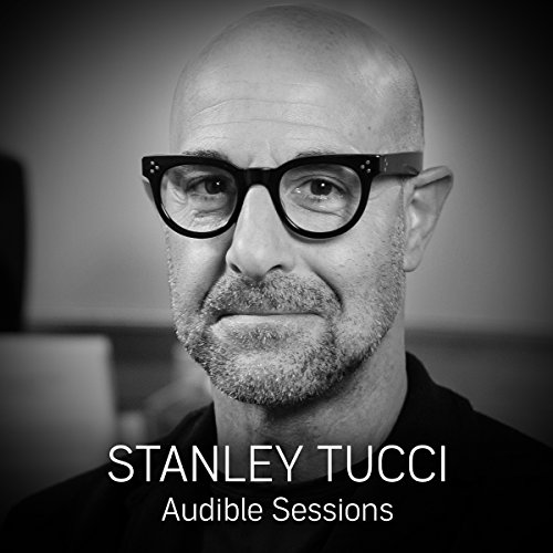 Stanley Tucci cover art
