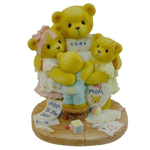 Cherished Teddies 1998 Katie, Renee Jessica and Matthew 538299 -  Enesco