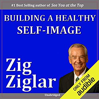 Building a Healthy Self-Image audiobook cover art