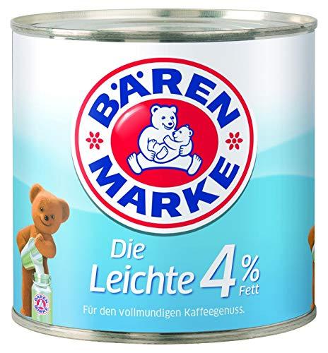 BÄRENMARKE Die Leichte 4% Fett Dose, 12er Pack (12 x 170 g)