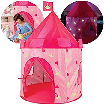 Discovery Kids Princess Castle Glow in the Dark Tent