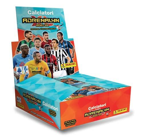 Calciatori Adrenalyn XL 2021-2022 Box da 24 bustine