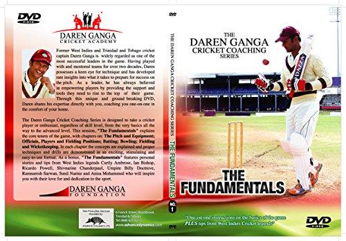The Daren Ganga Cricket Coaching Series Vol. 1 The Fundamentals