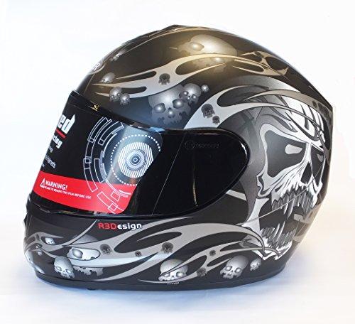 Casco de moto RS-V8