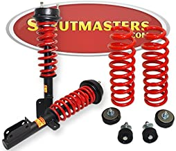 Strutmasters 4 Wheel Air Suspension Conversion Kit for 2003-2012 Range Rover L322