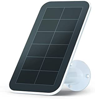Arlo Technologies Accessory - Solar Panel|Weather Resistant, 2.44m Magnetic Power Cable|Compatible with Arlo Ultra, Pro 3,...