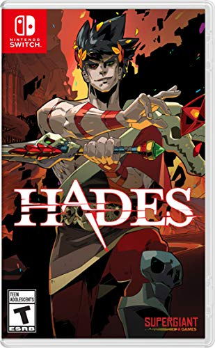 Hades - Nintendo Switch [[49.95 lowest before:34.88]] appear on the Amazon  VG best sellers No. 50  2