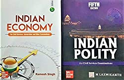 Indian Economy + Indian Polity - For UPSC Exam