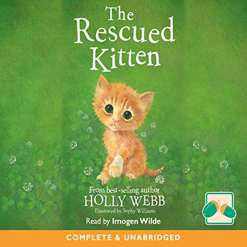 The Rescued Kitten cover art