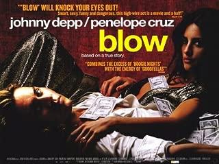 Blow Poster Movie B 11x17 Johnny Depp Penelope Cruz Jordi Molla Franka Potente