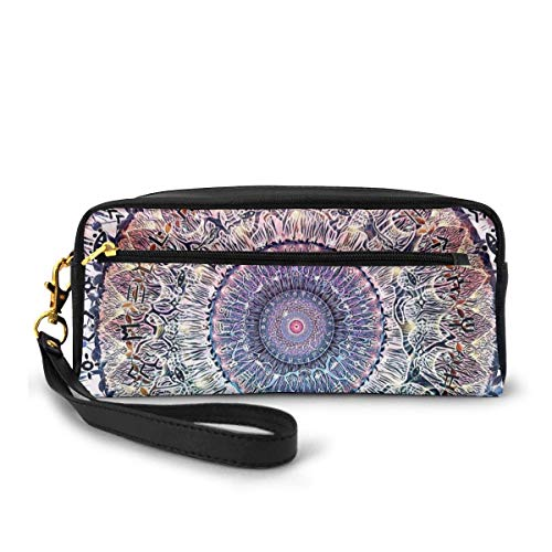 Pencil Case Waiting Bliss Pen Bag Makeup Pouch Wallet Large Capacity Waterproof for Students or Women