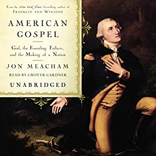 American Gospel audiobook cover art