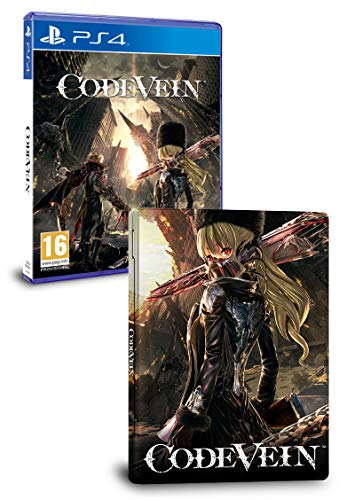 PS4 - Code Vein - Day One Edition - [PAL EU - MULTILANGUAGE]