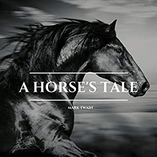 A Horse's Tale audiobook cover art